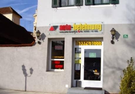 Besuchen Sie uns am Standort in Hartberg